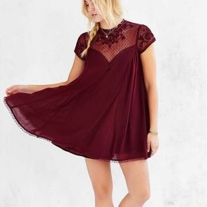 Urban Outfitters Kimchi Blue Lace Dress